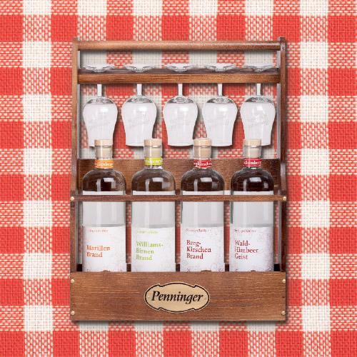 Penninger Flaschenträger