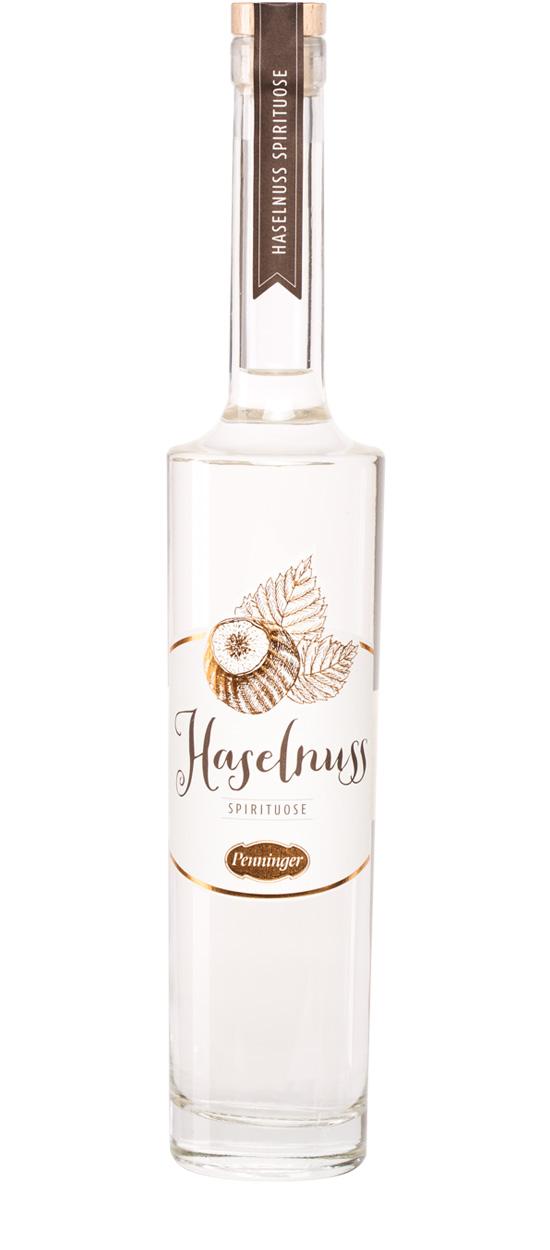 Haselnuss-Spirituose