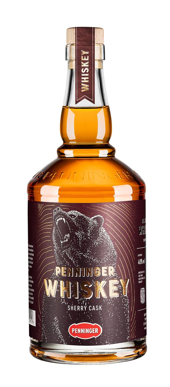 Penninger Whiskey_Sherry Cask_550x1250