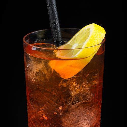 Franz Joseph Blutwurz Cocktail